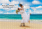 Personalised Jigsaw Puzzle - A3 - 300 Piece - Great Gift! - Your Photo and Text!