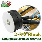 Flexible Expandable Braided Wire Loom Sleeving and Organizer - Cable Sleeve Lot