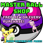 Pokemon Sword and Shield Master Ball (Cheapest Bundle) Free Mew + 6IV Shiny Egg! $2.5 USD on eBay