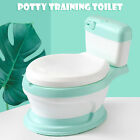 Portable Kids Toilet Training Baby Child Toddler Potty Trainer Seat Chair Travel image