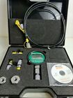 DIGITAL PRESSURE TEST KIT STAUFF GERMANY 0-600 BAR (0-8800 PSI) C/W 2m TEST-HOSE