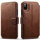 New mobile PhoneXS Max Holster 8plus Protective Case Flip Card Wallet