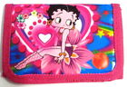 new Betty Boops girls kids children cartoon Wallet coin Purse tri-fold £2.18 GBP on eBay