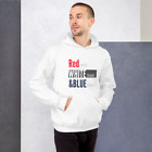 Funny, Patriotic Red (neck) White (trash) and Blue (collar) Premium Hoodie