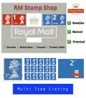 Royal Mail Second Class Stamps Self Adhesive 100% Genuine