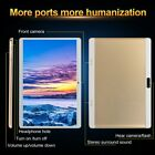 10.1 Inch WIFI/4G-LTE HD PC Tablet Android 8.1 Bluetooth 6+64G 2 SIM&Camera Wd
