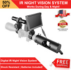 Night Vision Rifle Scope Hunting Sight Advanced Infrared 850nm LED IR Camera DIY