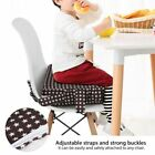 ChairPad Soft Children Dining Cushion Adjustable Removable Chair Booster Cushion