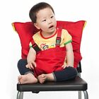 Baby Portable Seat Kids Feeding Infant Safety Belt Booster Feeding High Chair