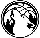 "Minnesota Timberwolves NBA Decal ""Sticker"" for Car or Truck or Laptop on eBay"