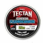 DAM DAMYL Tectan Superior Fluorocarbon Fishing Leader Line 25-50m 0.12-0.80mm