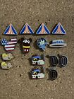 Disney Pin Tiny Kingdom Series 2 Disneyland Icons/Pins - You Choose