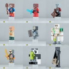 LEGO Minecraft Minifigures and Animals - Brand New - SELECT YOUR MINIFIG