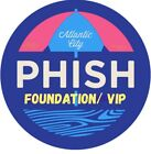 Kyпить (1-3) VIP Foundation Tickets Phish Atlantic City NJ FRI Aug 14 2020 на еВаy.соm