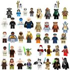 Lego Star Wars 150+ Minifigures Jedi Mandalorian Vader Yoda Obi Darth Clone Boba $2.49 USD on eBay