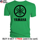 Yamaha Factory Racing T-Shirt Banshee Raptor YZ 80 85 125 250 450 R1 R6 FZR Team