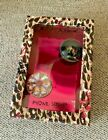 NIB BETSEY JOHNSON 3D PHONE SOCKET SET OF 2 CHOOSE FROM 4 STYLES