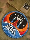 REBEL FLIGHT ACADEMY STAR WARS INSPIRED REBEL ALLIANCE PATCH REPRO NEW (B384) $7.9 USD on eBay