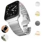 For Apple Watch Series 5 4 3 2 1 Stainless Steel iWatch Band Strap 38/40/42/44mm