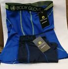 Body Glove Men's 2 Pack Cotton Boxer Briefs S and M size