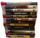 PS3 Lot of Games PlayStation 3 $13.99 USD on eBay