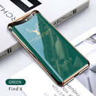 GKK For OPPO Find X Magnetic Plating Anti-knock Hard Protect Back Case Cover