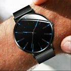 Luxury New Geneva Women Watch Stainless Steel Men's Quartz Analog Wrist Watches image