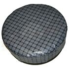 Spare Tire Cover Mopar GM Ford Choose Pattern Houndstooth Plaid Speckled Gray $39.99 USD on eBay