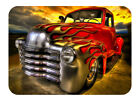 XL Mousepads, 36 x 29cm,  * Old US Car 1 - 4 * -  *099*