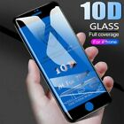 10d Full Tempered Glass Screen Protector for Apple SE2 XR XS MAX 11 Pro Max 7 8+