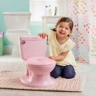Potty Training Baby Commode Toilet for Toddler Girls/Boys Fake Flush Sound