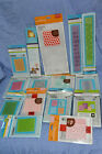 Cuttlebug Embossing Folders: Lots to choose from / combine shipping: NEW