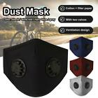 Reusable PM 2.5 Cotton Face Cover Activated Carbon With Filter-Washable US