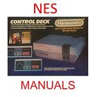 Kyпить Nintendo Entertainment System NES Instruction Manuals & Posters | NO GAMES |Used на еВаy.соm