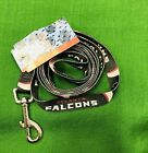 Atlanta Falcons NFL football dog leash lead licensed pet $13.88 USD on eBay
