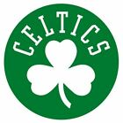 nba005 Boston Celtics Logo Die Cut Vinyl Graphic Decal Sticker NBA on eBay