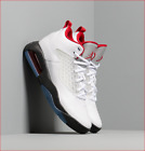 🔥100% Auth Jordan Maxin 200 Basketball Shoes in White/Gym Red/Black Colorway!