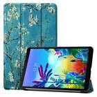 """For LG G PAD 5 10.1"""" FHD LMT600 Tablet Shockproof Leather Flip Stand Case Cover"""