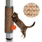Ring Ball Cat Scratcher Pad Kitten Toy Pet Products Care Protector Bed Mat Y3