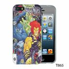 For iPhone 5 5S Silicone Case Cover Thundercats Collection 1