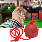 Cue Chalk Holder Billiards Rubber Pool Snooker Sports Cap Portable Powder $9.32 AUD on eBay
