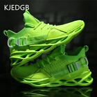 2020 Candy Colors Men Sneakers Sports Athletic Lace Up Air Mesh Shoes