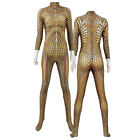 2020 Wonder Woman 1984 Bodysuit Diana Prince Cosplay Costume For Adult  Kids