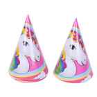 Magical Unicorn Party Tableware Set Paper Cup Plate Banner Birthday Party Decor