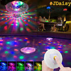 Underwater LED Disco Lights 7 Modes Glow Swimming Pool Hot Tub Spa Flashing Lamp $10.99 USD on eBay