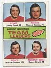 1975-76 Topps Hockey Cards You Pick Singles from Pulldown MenuIce Hockey Cards - 216