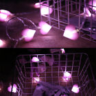 Led String Lights Fairy Heart Shaped Led Girls Bedroom Home Love Romantic Decor