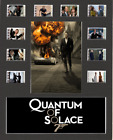 Quantum Of Solace 007 Movie Replica Film Cell Presentation 10x8 Mounted 10 cells £11.99 GBP on eBay