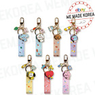 BT21 Baby Strap Metal Keyring 7types Official K-POP Authentic Goods