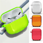 Soft TPU Case Candy Color Protective Cover Charging Bag For AirPods 1 2 Pro New+